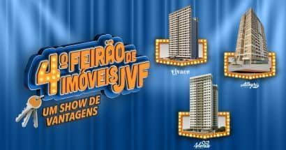 4º Feirão de Imóveis JVF une o sonho e a realização da casa própria