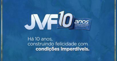 Aniversário 10 Anos JVF Empreendimentos