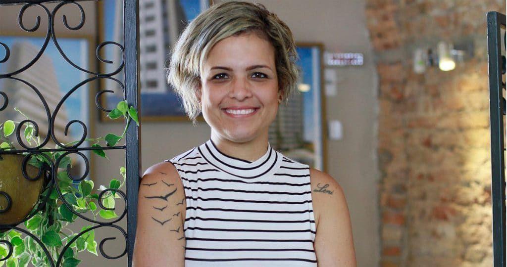 Juliana Oliveira, diretora da JVF Empreendimentos