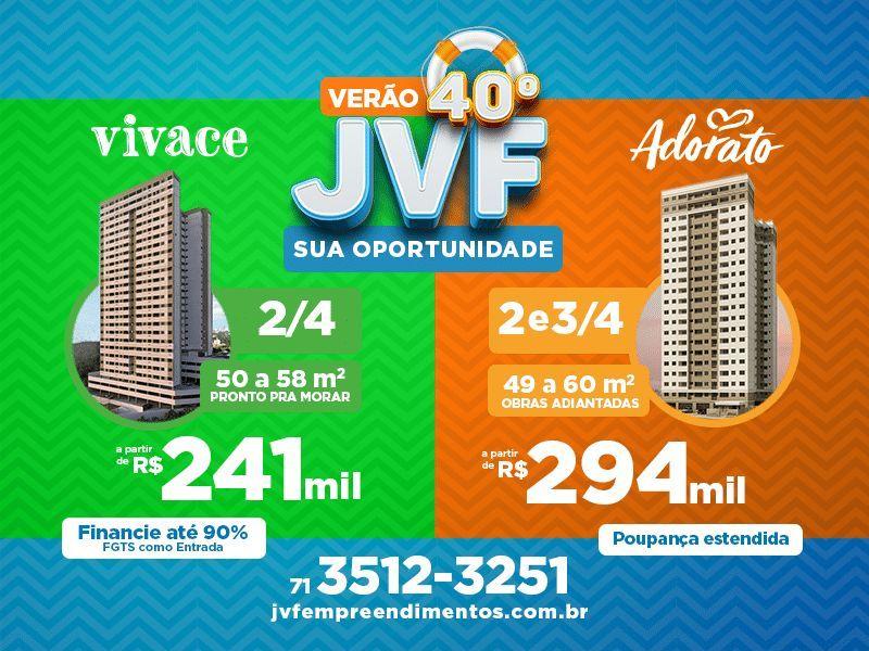 Campanha Verão 40º JVF