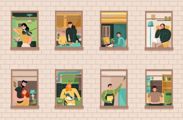 Regras de convivências em condomínios