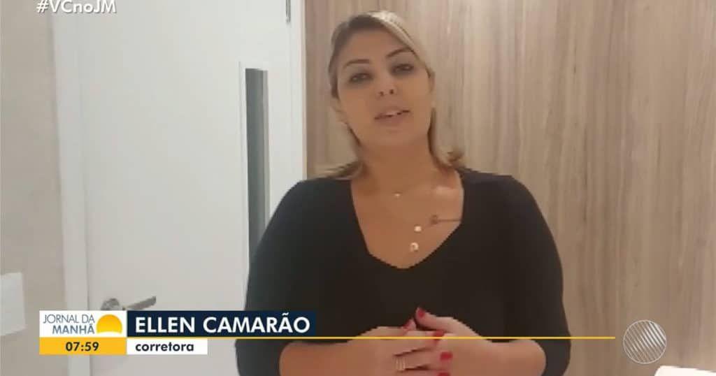 Corretora Ellen Camarão fala sobre o Vivace