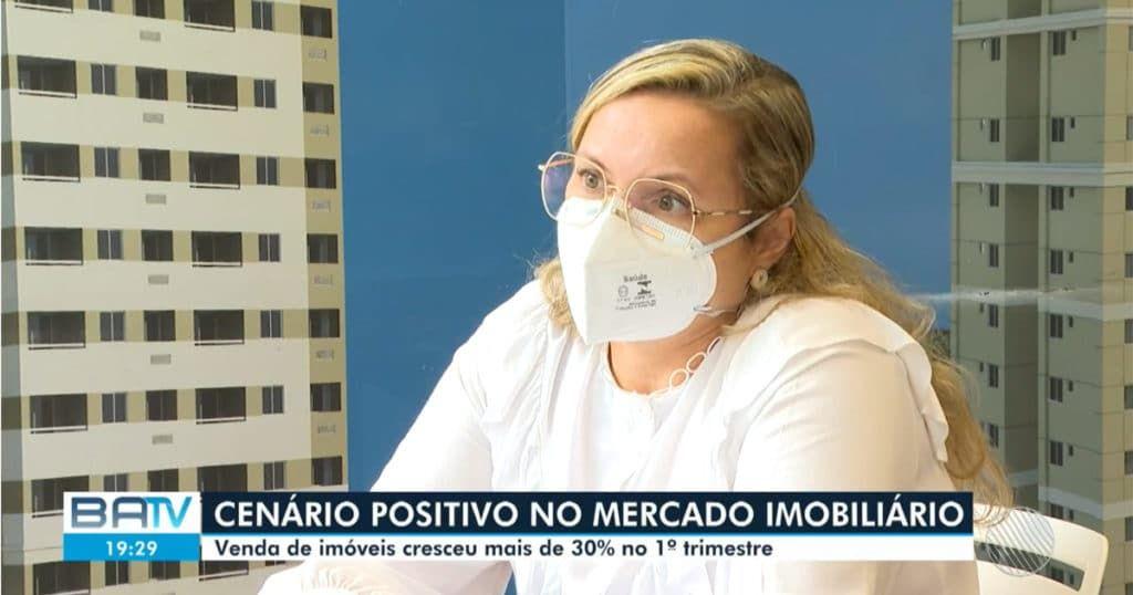 Nane Brandão comenta o mercado imobiliário na Bahia
