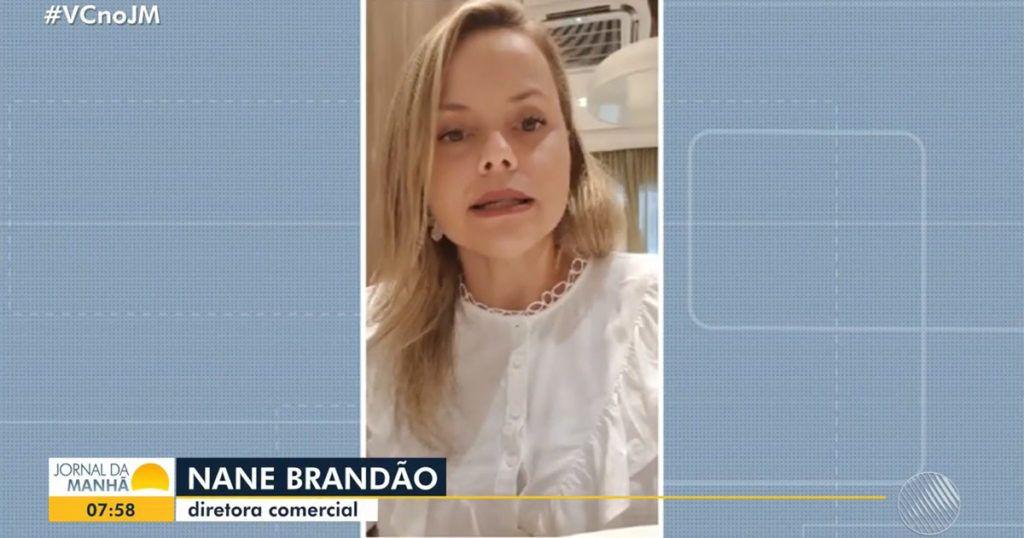 Nane Brandão fala sobre mercado imobiliário na Bahia
